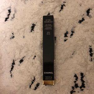 Chanel eyebrow gel in brown (370)